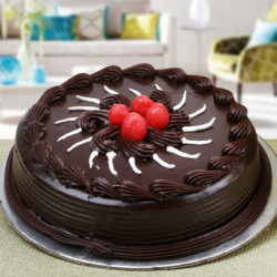 Chocholate Truffle cake