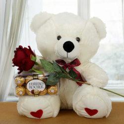 teddy day gift