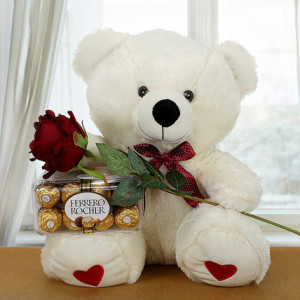 teddy day gift