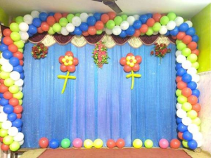 Birthday Party Balloon Decoration Pictures Home Design 2017