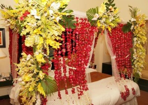 Bridal Room Decorations