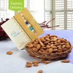 almonds-rakhi-treat