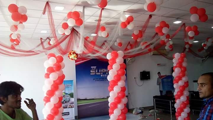 Office Balloon Decoration